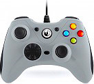 NACON PCGC-100GREY Gamepad per PC Analogico con Vibrazione USB -  GC-100XF