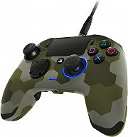 NACON Controller Playstation 4 colore Verde - PS4OFPADREVCAMOGREEN