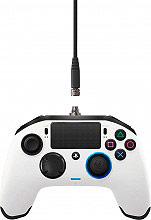 NACON Controller Playstation 4 colore Bianco - PS4OFPADREVWHITE