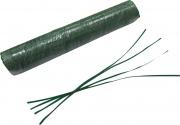 NBrand 29027 FILOFIX Laccetto Per Agricoltura In Pvc 1000 Pz. Colore Verde cm 20