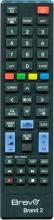 NBrand 90202062 Telecomando X Tv Bravo Brand 2 Lg