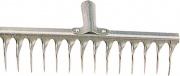 NBrand R108-16T 345.16 Rastrello Aereatore Zincato 16 Denti