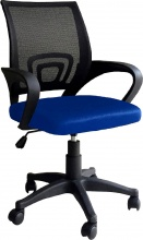 NBrand RAPID_BLU Sedia Ufficio Poltrona Direzionale Blu Rapid