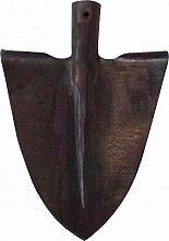 NBrand VARESE28 Badile Vanga punta con spalla in acciaio forgiato L 28 cm