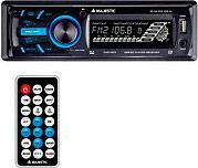 NEW MAJESTIC Autoradio Sintolettore MP3 Radio FM USB 120W Aux SD245 RDS 011245
