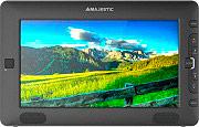 "NEW MAJESTIC 100935 TV Portatile 9"" 800 x 480 Px DVB T2 USB Batteria  TVD-935 ITA"