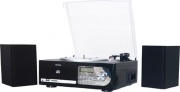 NEW MAJESTIC 110538 Giradischi 33  45  78 giri Lettore CD Mp3 USB Radio  TT-38R