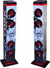 NEW MAJESTIC 115090 Torre Multimediale Cassa Bluetooth Radio FM USB NYR TS-90 BT USB AX