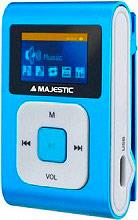 NEW MAJESTIC 118349 Lettore Mp3 8Gb Radio Lettore MicroSD  SDB-8439
