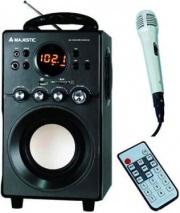 NEW MAJESTIC AH 239 K Sistema Micro Hi Fi Mp3 con ingresso microfono 6 W USB