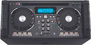 NEW MAJESTIC AH 245 DJ BT Console Dj Wireless Bluetooth 2 Piatti USB Direct LCD AH-245DJ BT