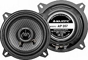 NEW MAJESTIC AP-207BL Casse auto Altoparlanti 2 vie Tweeter 45 mm Speaker 120W