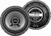 NEW MAJESTIC AP-210 Casse auto Coppia di Altoparlanti 1-way 50 W  - BL