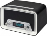NEW MAJESTIC DAB-842NW Radiosveglia Digitale DAB Radio Sveglia Snooze Sleep