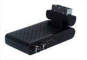 NEW MAJESTIC DEC-663 Digitale Terrestre DVB T2 Hevc Scart HDMI colore nero