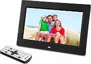 "NEW MAJESTIC DF-820HD Cornice Digitale 10,1"" Photo Frame Telecomando colore Nero"