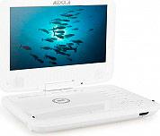 "NEW MAJESTIC DVX180USB Lettore DVD portatile Display LCD 9"" USB e SD MMC - DVX-180 USB SD"