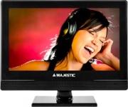 NEW MAJESTIC DVX2154MP10 TV LED 15.6 Pollici Televisore full HD DVB12 Volt DVX-2154D ITA