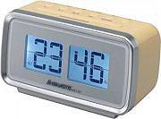NEW MAJESTIC Radiosveglia digitale FM Snooze Allarme doppio retebatteria RS-132
