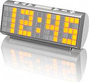 NEW MAJESTIC RS 133 Radiosveglia Digitale Sveglia Radio FM Snooze Sleep 109133