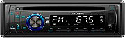 NEW MAJESTIC Autoradio Sintolettore Bluetooth USB Lettore CD Mp3 Radio AM FM SCD-645