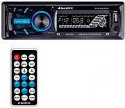 NEW MAJESTIC Autoradio Sintolettore MP3 Radio FM USB 120W Nero SD-245 011245