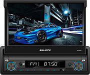 "NEW MAJESTIC Stereo Auto Autoradio DVD Monitor 7"" 4 x 45 W USB Bluetooth SV493 BT"