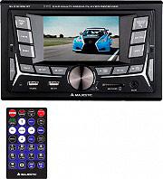 NEW MAJESTIC Autoradio 2 Din Bluetooth Stereo Auto Vivavoce Radio 180W SV516RDSBT