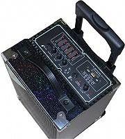NEW MAJESTIC TS74BTUSB Mini Hi-Fi USB Karaoke Bluetooth 100W Jack Microfono SDAX