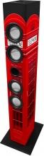 NEW MAJESTIC TS84BTLN Casse acustiche Diffusori 30W Radio FM Bluetooth USB