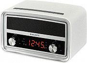 NEW MAJESTIC Radiosveglia Bluetooth Digitale Radio FMPLL USB AUX WHWR-139 BT