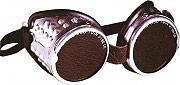 Sacit OCC000011 Occhiali per Saldatura coppe in Alluminio Lenti colore Verde
