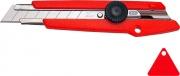 NT cutter Y010030 Taglierino a lama retrattile Rosso