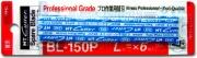 NT Y050030 Confezione 6 Lame Bl150 18 x 100 Mm