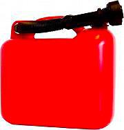 NUOVA PLASTICA ADRIATICA Tanica Benzina Carburante Omologata 5 Litri - 5 LT.