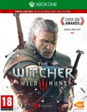 Namco Bandai 112105 Xbox One The Witcher 3: Wild Hunt Game Of The Year Edition