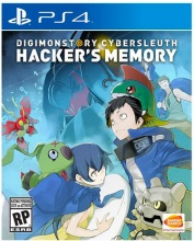 Namco Bandai 112796 Videogioco per PS4 Digimon Cybersleuth Hacker RPG 12+