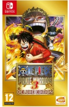 Namco Bandai 113205 Videogioco Switch One Piece Pirate Warriors 3 Deluxe Edition