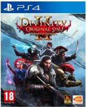 Namco Bandai 113269 Videogioco per PS4 Divinity Original Sin II RPG 18+