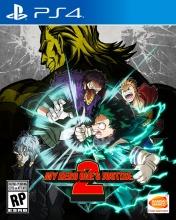 Namco Bandai 113959 Videogioco My Heros One Justice 2- Picchiaduro 12+ PS4