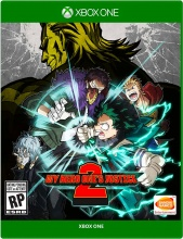 Namco Bandai 113965 Videogioco My Heros One Justice 2- Picchiaduro 12+ Xbox One