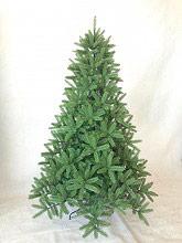 Natale 2016 Albero di Natale Realistico 180 cm Artificiale 1092 rami Verde Cortina