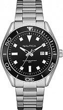 Nautica NAD12517G Orologio Uomo Analogico al Quarzo cassa e Cinturino Acciaio