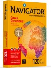 Navigator NCD1200137 Risma Carta A4 8 Risme da 250 Fogli Opaco Bianco