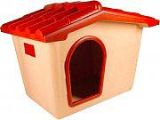 NBrand LARGE Cuccia Cane Gatto Casetta dimensioni  con fondo Drenante