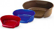 NBrand S02010100 Cuccia Cane Gatto Plastica Rigida 49x33x15 cm colori Assortiti Apus 38