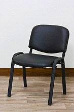 NBrand XLY-01B-PU Sedia Ufficio Dimensione 56 x 58 x 78 h Eco pelle colore Nero