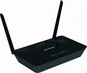 Netgear D1500-100PES Modem Router ADSL2+ Wi-Fi 2 porte 10100 N300
