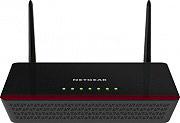 Netgear D6000-100PES Modem Wifi Router Wireless ADSL2+ AC750 Mbps 4 Porte USB