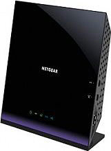 Netgear D6400-100PES Modem Router Wi-Fi 300+1300 Mbps LAN 4 porte AC1600